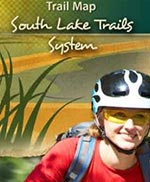 South Lake Trails Map
